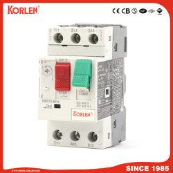 Manual de micro interruptor Arrancador con protección magnética termo Kns12