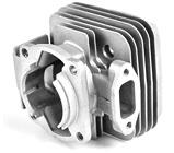 Pezzo di ricambio decespugliatore BC430/Bc520- coperchio alloggiamento frizione decespugliatore cilindro Parti di ricambio per gruppo/decespugnatore per cilindro Gx35 a 4 tempi