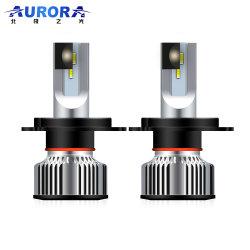 Aurora de l'Oeil de nuit d'usine 1+1 LED Design phares H4 Auto ampoule de phare pour les voitures, motos, camions, etc.