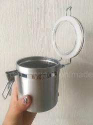 Aluminiumdichtungs-Behälter mit Silikon-Ring (PPC-AC-060)