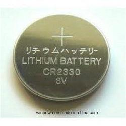 3V литий основной батареи таблеточного типа CR2330