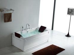 حمام تدليك لشخصين في المنتجع الصحي أكريليك Bathtubba-M217