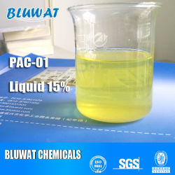 Жидкого полимера хлорид алюминия (жидкий PAC)