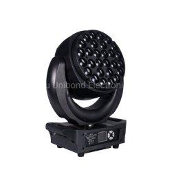Illuminazione chiara della fase dell'indicatore luminoso LED della lavata del LED 28*25W 4in1