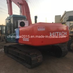Excavadora Hitachi EX200 para la venta usadas de excavadora Hitachi en baja en las horas de trabajo