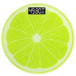 Alta precisión de 180kg/100 g de diseño creativo Digital mecánico de peso corporal el cuarto de baño Báscula electrónica
