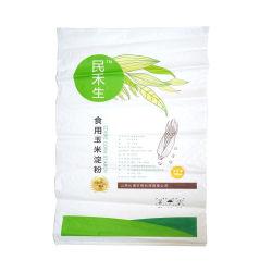 Sac d'alimentation pour animaux de compagnie de haute qualité PP Sac tissé 10kg 15kg