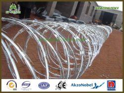 Lâmina de aço inoxidável de alta segurança Produtos de arame