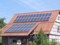 1kw 2kw Solar Photovoltaic Material voor The Home Come van The Grid 3kw