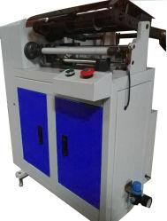 Machine de découpe du tuyau de papier pour l'étiquette de l'impression