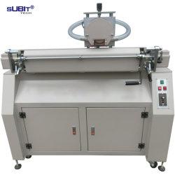 Rodo automática máquina de afiação para borracha Serigrafia