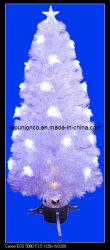 クリスマスツリーの人工ファイバーの光学木8430