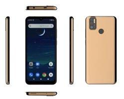 Оптовая торговля новые телефоны 6.517 дюйма 4G Smart разблокировки телефона с двумя SIM-смартфоны для мобильных ПК на базе android 10 OEM / ODM для вашей торговой марки