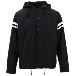 Sport d'hiver hommes Le Bomber noir polyester étanche et le vent tricheur chinois Parka personnalisée Outdoor Veste manteau d'usure de la marque design décontracté avec fourrure occasionnel Hoodies