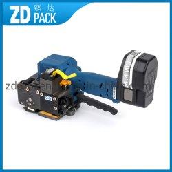 Plastic Huisdier die op batterijen de Elektrische Machines van Packing&Packaging van de Baksteen voor Verkoop (Z323) vastbinden