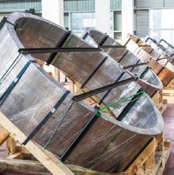 風力のための鍛造材ギヤブランクギヤリング