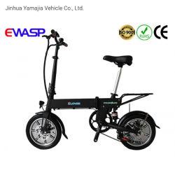 protección del medio ambiente verde ciudad eléctrica bicicleta /36V 250W Ebike Plegado Plegado/Mini Bicicleta eléctrica