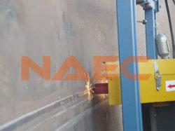 De automatische Horizontale Machines van de Bouw van de Tank van de Machine van het Lassen van de Naad (AGW)
