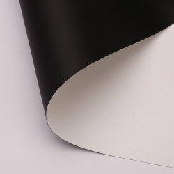 Стекловолоконные проекционного экрана материал стекловолокна ткань