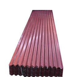 건물 재질 Iron Gi PPGI 금속 루프 시트 냉연 컬러 아연 코팅 갈바니화 사전 도색된 골판형 강철 지붕판