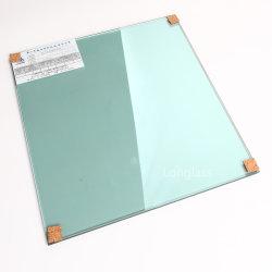 Deur van hoogwaardig glas zonder frameglas, vlak/gebogen, getemperd