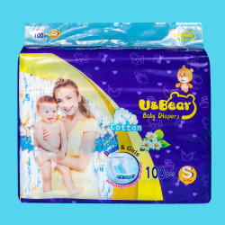 Breathbale Disposable Soft Baby (일회용 소프트 베이비) 기저귀 제조업체