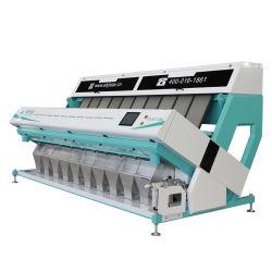 Los tubos de 10 nuevos canales de 640 granos de grano de arroz de la máquina clasificadora de color