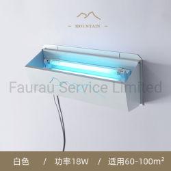 Faurau 도매 저가 고품질 알루미늄 메탈 20W 모스키토 Killer Lamp 레스토랑 전기 UV Bug Mosquito Zapper Lamp
