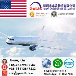 Service de fret aérien à partir de Shenzhen/Shanghai/Guangzhou/Qingdao/Ningbo/Xiamen/Tianjin à Los Angeles, CA/New York, NY/Miami, FL/Houston, Tx/Boston, MA/Chicago, Illinois