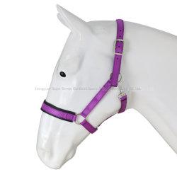 豪華な乗馬のナイロン馬のホールター