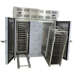 Macchina industriale di congelamento di refrigerazione istantanea rapida del congelatore del piatto di scossa di scoppio