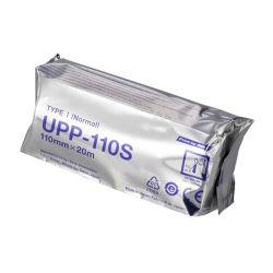 UPP110-S 汎用標準グレード超音波フィルムメディア 5 ロール 110mm x 20m UPP-110hg 高光沢超音波サーマルペーパー(ソニー用) プリンタ 90 の購入者