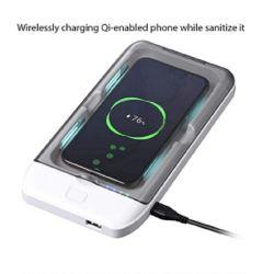 Esterilizador UV (caja) para el iPhone Android, Joyas Ver tapones cepillo de dientes y la tecla MÁS
