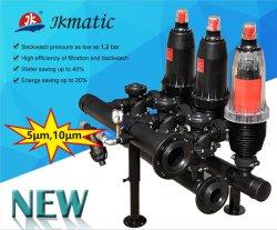 Nuovo prodotto ad alta precisione con acqua per dischi a lavaggio posteriore automatico da 5 um/10um-200um Filtro per protezione cartuccia sistema RO