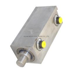 Cilindro registrabile del cilindro sottile orizzontale con il cilindro idraulico del buffer del nastro