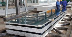 3003 3004 5052 5754 5083 Plano de la bobina de aluminio de grano de madera para techos edificio Depósito