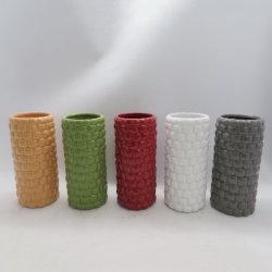 Le parti poco costose di Origami di disegno operato di arte comerciano i vasi all'ingrosso di ceramica