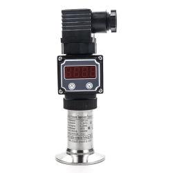 visualizzazione di LED sanitaria piana del sensore di pressione della preparazione a base di latte di misura 4-20mA