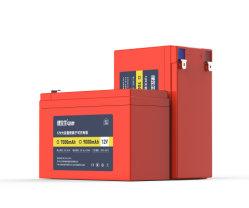 鉛の酸の充電電池12V 7ahのリチウム12V電池の中国の完全な電圧電池のパックの製品を取り替えなさい