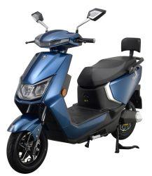 Fabrikant 1200W Leadacid accu elektrische scooter motorfiets uit China Factory