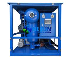 Vakuumheizungs-Behandlung-Isolierungs-Öl-Reinigung-System 9000lph