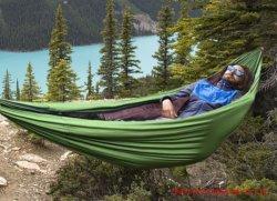 Одноместный гамак водонепроницаемый кемпинг Спящий мешок для зимних путешествий полный Подогреватель для поддержания длины