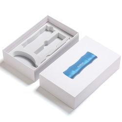 Großverkauf kundenspezifische elektronische Produkte, die Kappen-und Rohpapier-Kasten mit EVA-Tellersegment verpacken