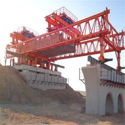 150 тонн двойной подкрановая балка сегментарной мост запускающее козловой кран