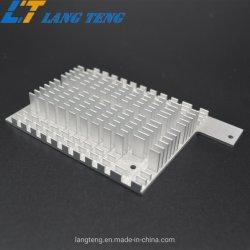 Solutions thermique dissipateur en aluminium pour refroidisseur d'entraînement Servo
