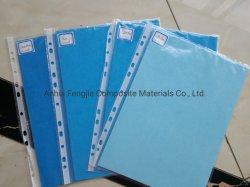 Waterbestendige blauwe glasmatten