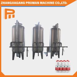 Fabricado en China de beber agua pura agua mineral la ósmosis inversa purificar/ Planta de Tratamiento de filtración