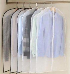 5 حزمة شفّافة قابل للغسل غبار برهان لباس داخليّ تغذية حقيبة
