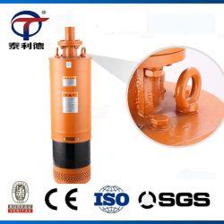 2.2-22kw Guía de hierro de la bomba de paletas de Aguas Residuales de buceo