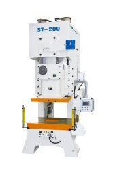 ST-200톤 고속 Engergy Saving Automatic Stable Mechanical Pneumatic 펀칭 머신을 누릅니다